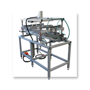 Bending machine for plastic pipes