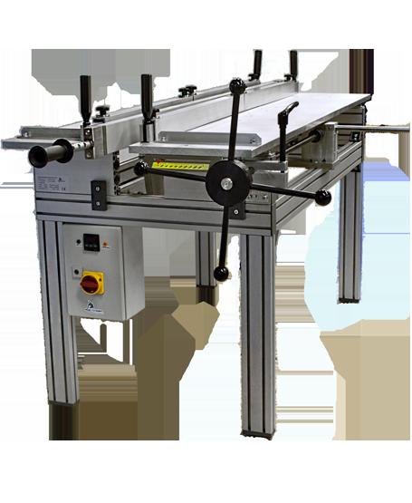 PSM 1500 Plattenschweißmaschine