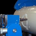 SFSM 500 355 Sattel-Fräs-Schweißmaschine Fräsung