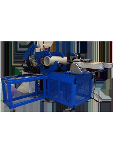 SFSM 500 Sattel-Fräs-Schweißmaschine