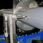 SFSM 630 355 Sattel-Fräs-Schweißmaschine - Fräsung