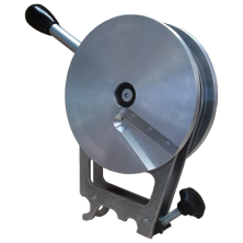 SM-160 Stumpfschweißgerät Hobel / Manuel slicer