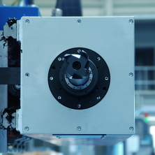 High-speed milling spindle