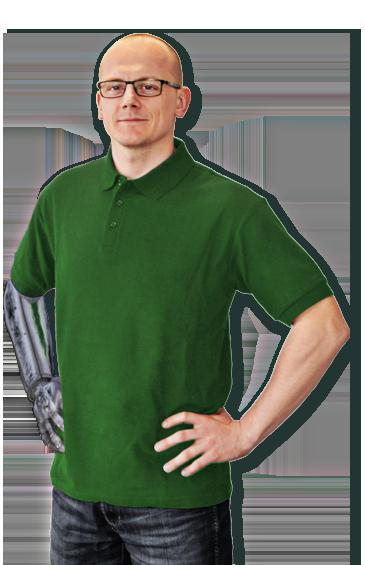 Riexinger Robtermann, Robot man