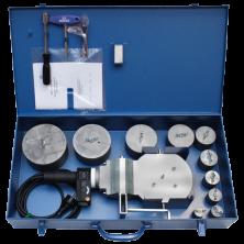 Muffenschweißgerät MSG 160 - Komplettset