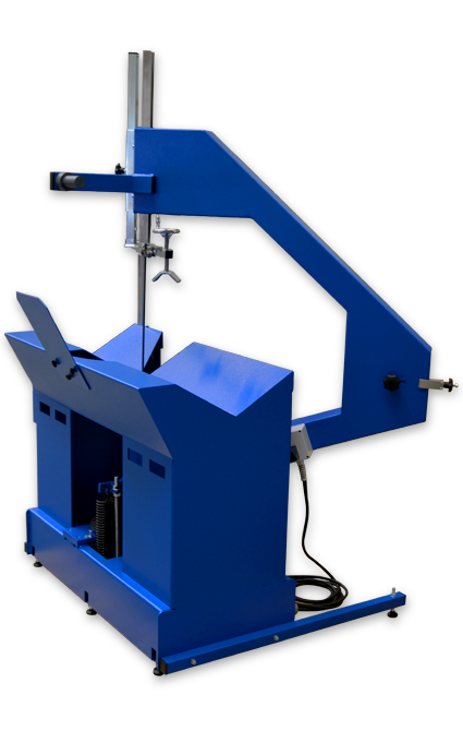 BSM450 - Bandsägemaschine für Kunststoffrohre